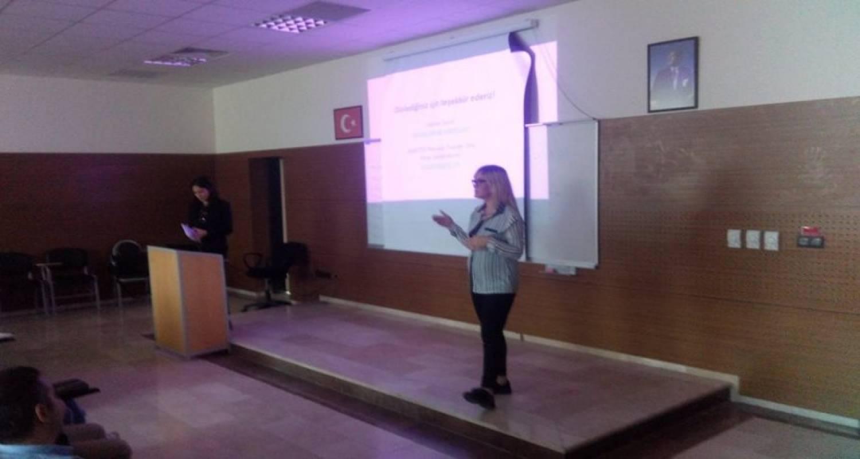 Adaptto tarafından , Finansal Ekonometri Bölümü öğrencilerine yönelik TÜBİTAK 2209A ve 2209B Projeleri Bilgilendirme Semineri düzenlenmiştir.